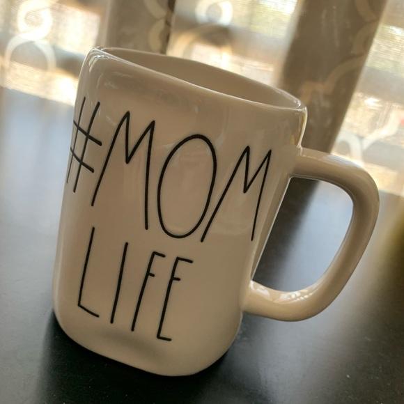 Other - Rae Dunn #MOM LIFE Mug